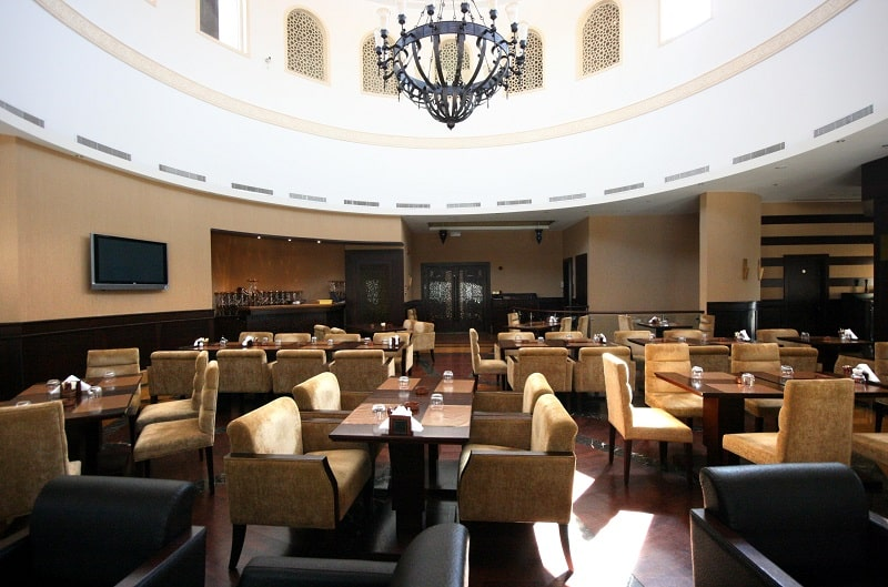 restaurant interior design companies in dubai