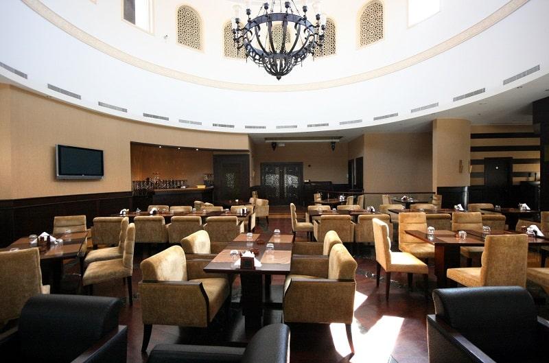 restaurant interior design companies in dubai
