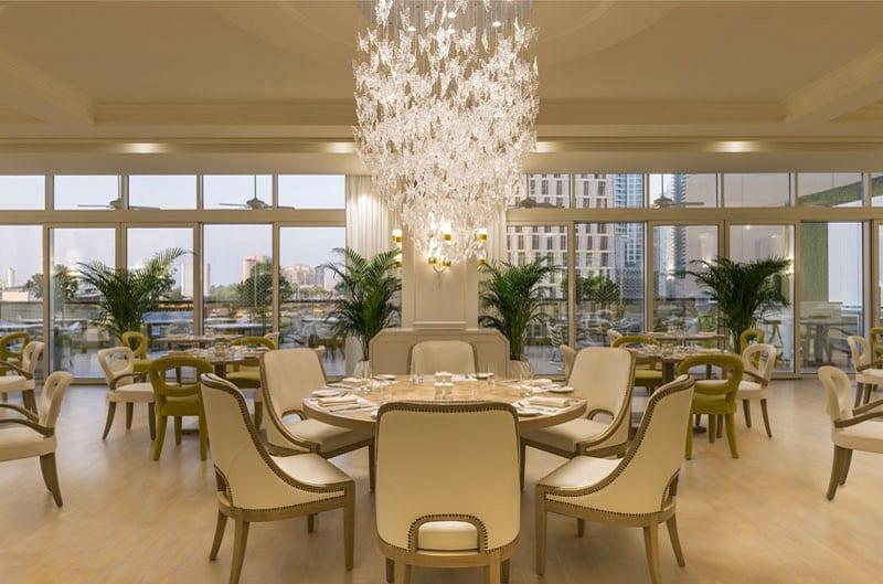 restaurant interior design companies